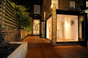 House Extensions North London