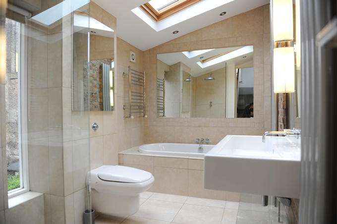 Bathrooms renovation and refurbishment urban design build - Bathroom design london ...