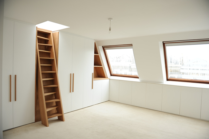 Loft Conversions North London Builders Urban Design Build