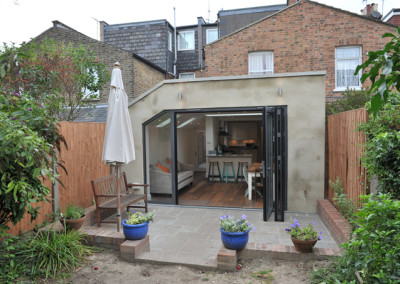 Extension Renovation East Finchley  London N20