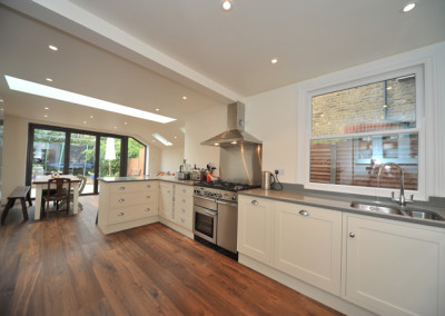 Kitchen Renovation East Finchley London N2 Builders