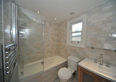 Bathroom Renovation Muswell Hiill North London N10