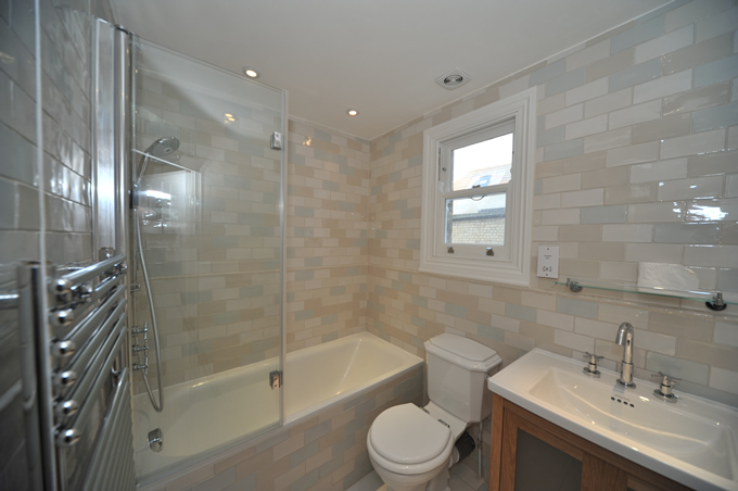 Bathrooms renovation and refurbishment urban design build for Bathroom design north london