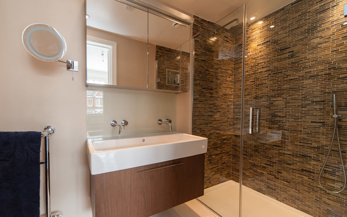 Builders in north london extensions bathrooms kitchens renovation decoration muswell - Bathroom design london ...